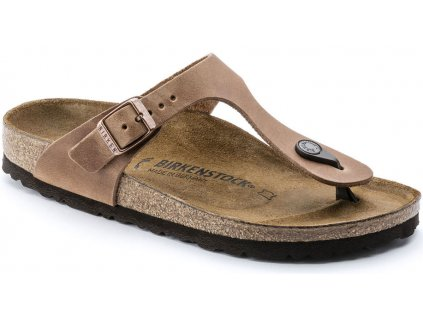 Birkenstock Gizeh - Antique brown