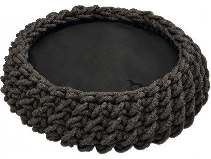 Ručně pletený košík pro psa Hunter Linz