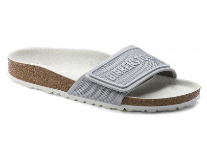 Birkenstock Tema - Gray / Micro Fibre