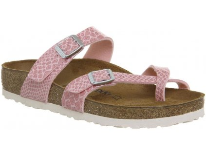 Birkenstock Mayari - Magic snake rose