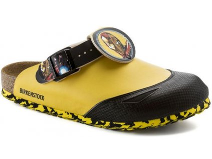 Birkenstock Shetland Marvel - Ironman Yellow