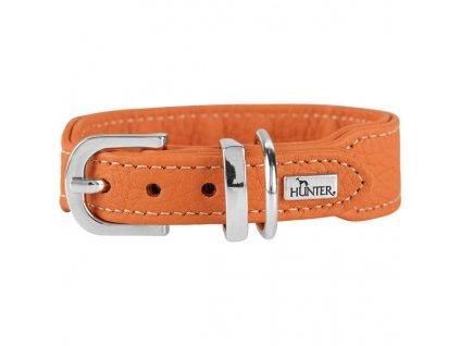 obojek pro psa hunter Cannes min oranžový