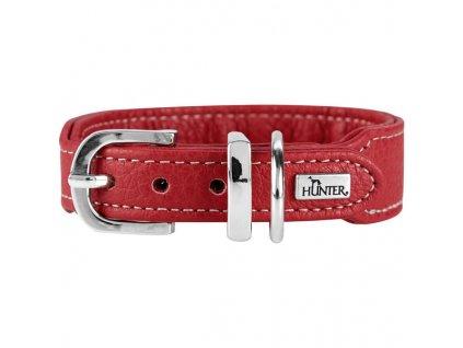Obojek pro psa Hunter Cannes Mini červená