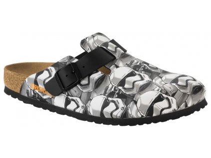 Birkenstock Boston Star Wars - Stormtrooper Allover