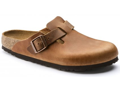 Birkenstock Boston - Antique Brown