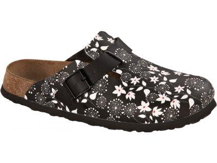 Papillio Boston - Sixties flowers black vel.č.38  Doprava Zásilkovnou + balné po ČR ZDARMA, zboží vám rádi pošleme i na Slovensko
