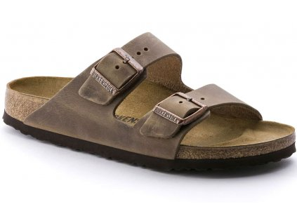 Birkenstock Arizona - Tabacco Brown