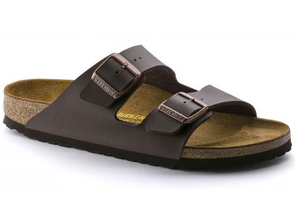 Birkenstock Arizona - Dark Brown