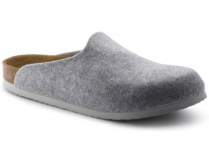 Birkenstock Amsterdam - Light Grey