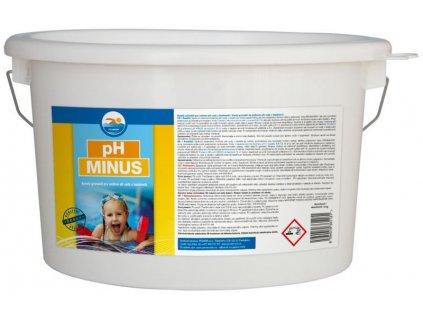 ph minus 5 kg