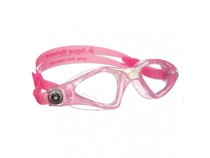 Kayenne junior clear Pink White