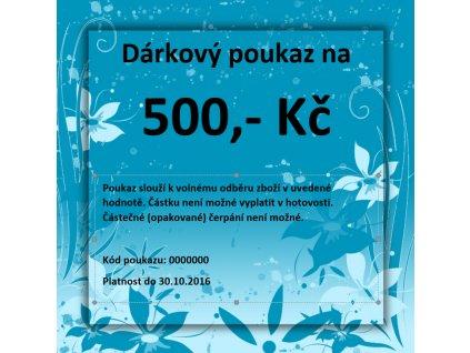 poukaz500