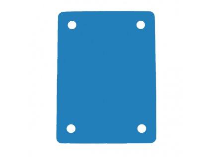 ponton 4 otvory modrý