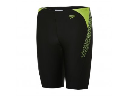 Boom Splice Boys Jammer Black Green