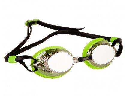 Spurt Mirror Green