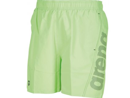 Fundamentals Logo Boxer Green