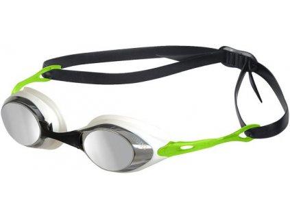 Brýle Cobra Mirror Bílá Zelená