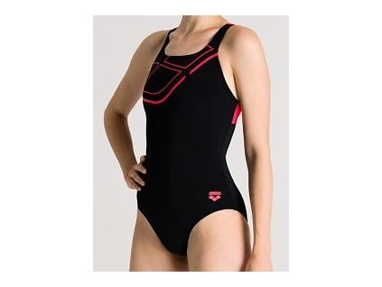 Essentials Swim Pro Back One black