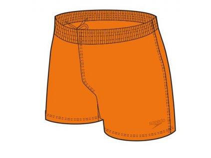 Fitted Leis oranžové