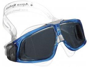 Brýle SEAL 2.0 dark lens Light blue / white