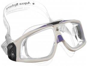 Brýle SEAL 2.0 Lady clear