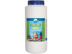 chlor sok 2 5 kg