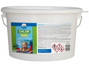 chlor sok 10 kg