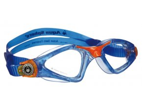 Kayenne junior clear Blue Orange