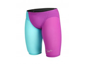 LZR Elite 2 Jammer Purple / Blue