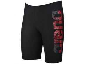 Resistor Man Jammer Black Red