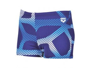 Spider Short Blue