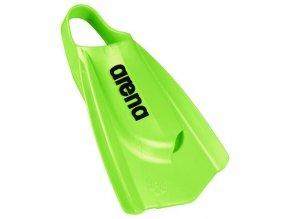 Ploutve Powerfin Pro Zelená