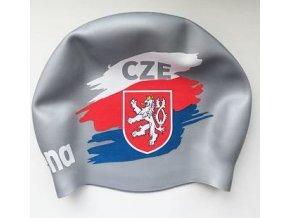 Czech Flag Moulded Cap