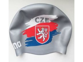 Czech Flag Moulded Cap