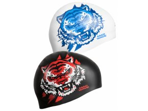 Tiger Grin Silicon Cap