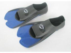Ploutve plavecké modré