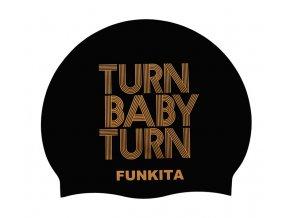 turn baby turn gold