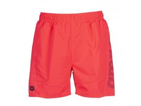 Fundamentals Logo Boxer Red Shark