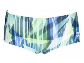 Shading Prism Low Waist Short
