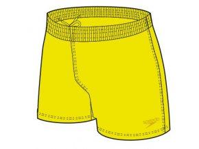 Fitted Leis žluté