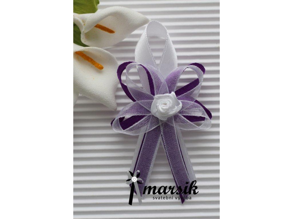 Vývazek violet Kelly
