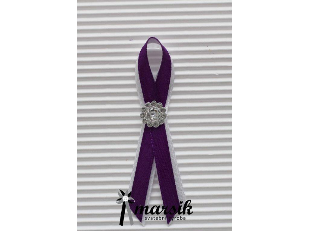 Vývazek violet Annie