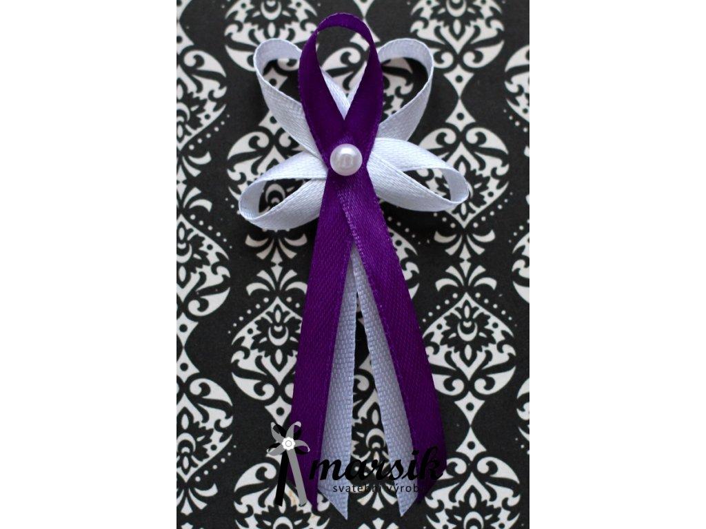 Vývazek violet Rebecca
