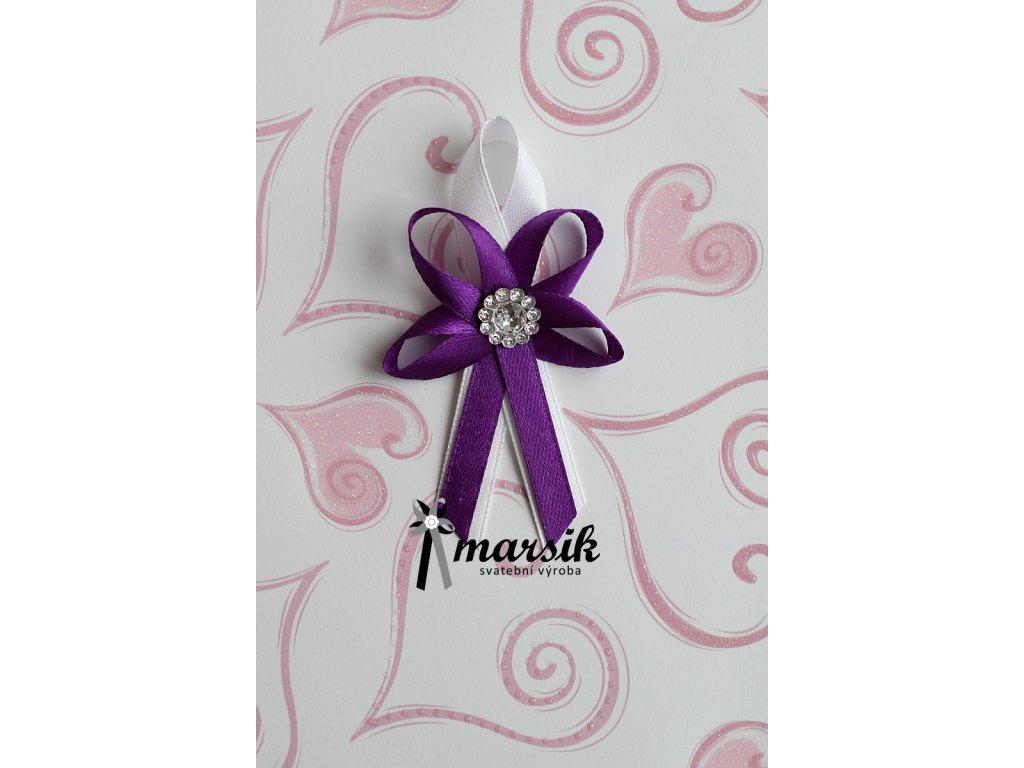 Vývazek violet Vanessa I
