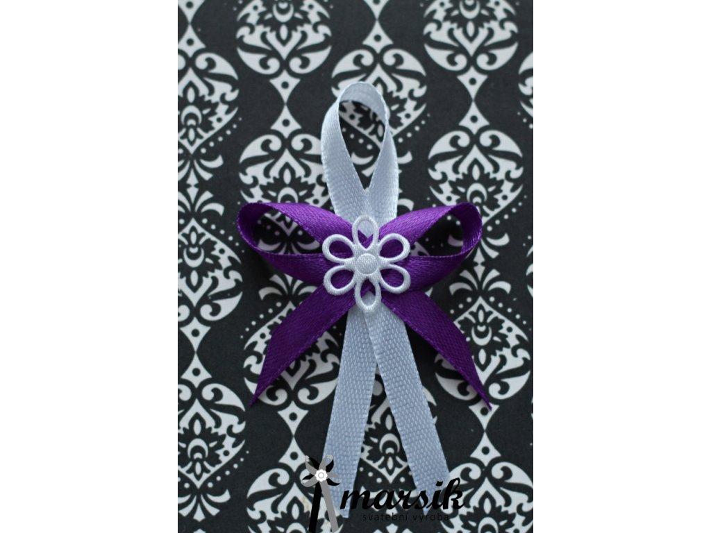 Vývazek violet Emma I.