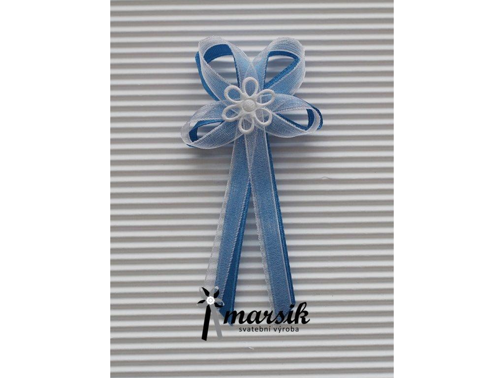 Vývazek navy blue Becca