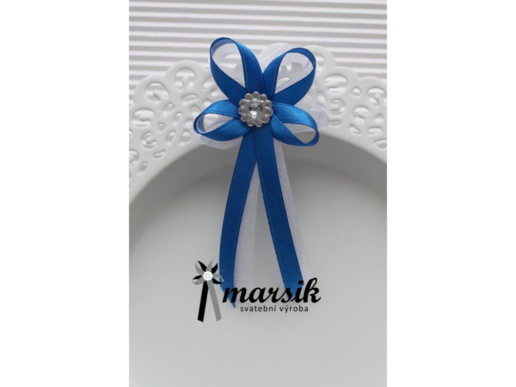 Vývazek royal blue Claire