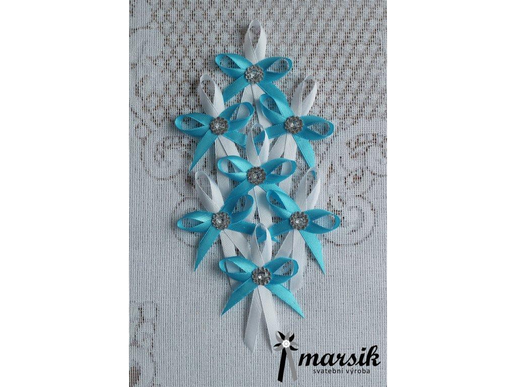 Vývazek blue Celeste