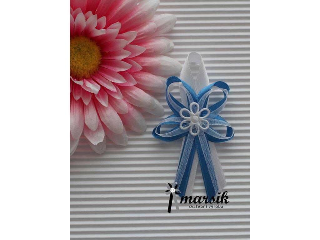 Vývazek navy blue Sara