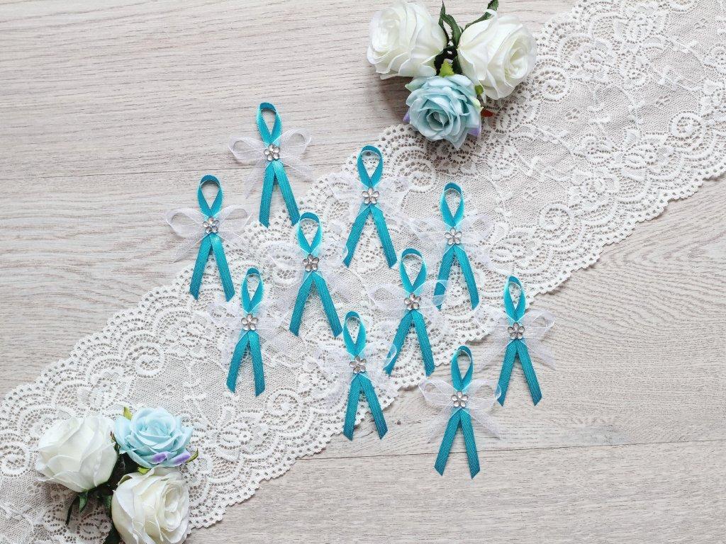 Vývazek turquoise Emma I.